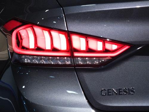 Led automobilové světlomety