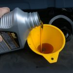 Motorové oleje pro automobily